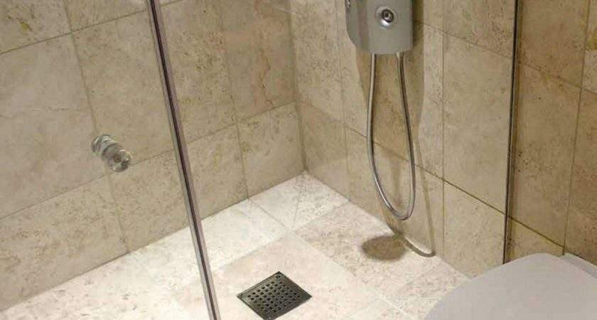 Abacus Elements Concept Raised Wetroom Kit Square