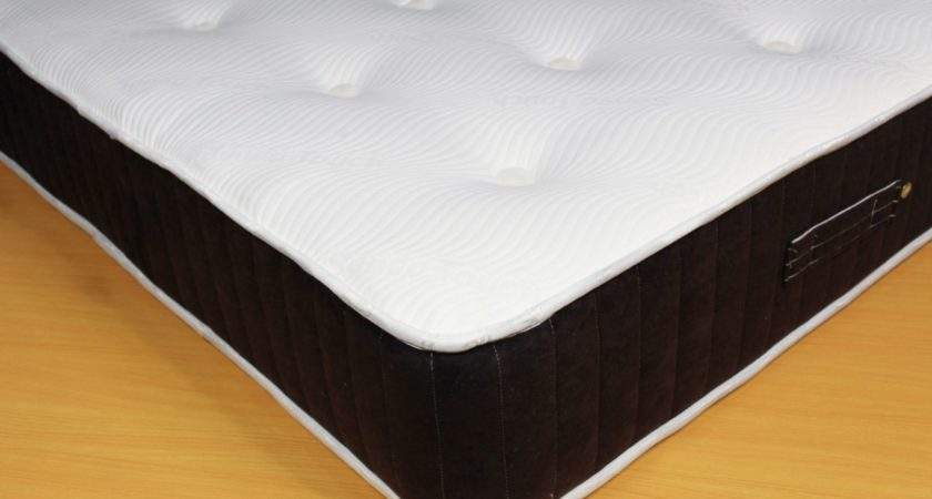 Abigail Orthopaedic Open Coil Sprung Mattress Double