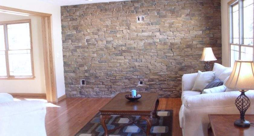 Accent Wall Ideas Living Room Tjihome