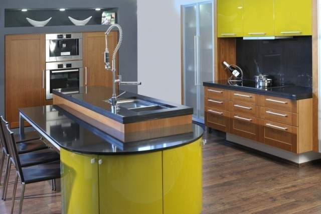 Add Visual Heft Your Kitchen Spaces Cheap Worktops