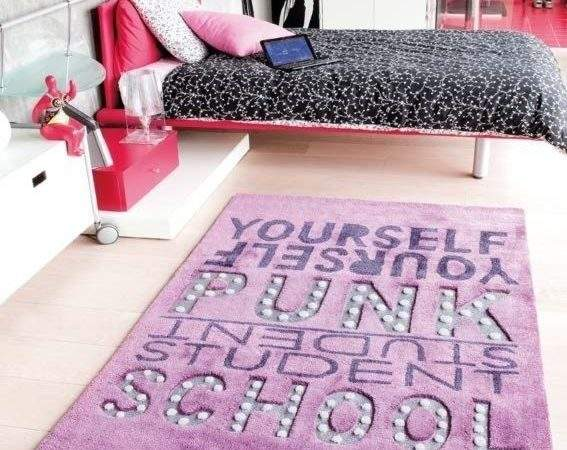 Adorable Girls Rugs Bedroom Decoration