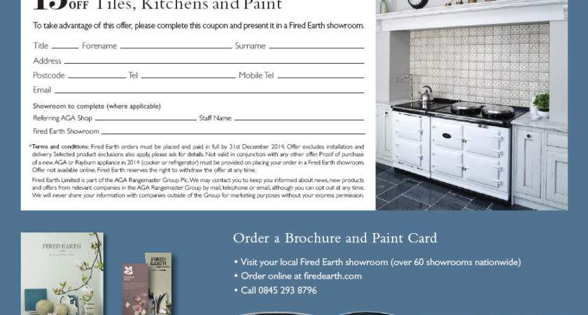 Aga Fired Earth Offers Purchase Cooker