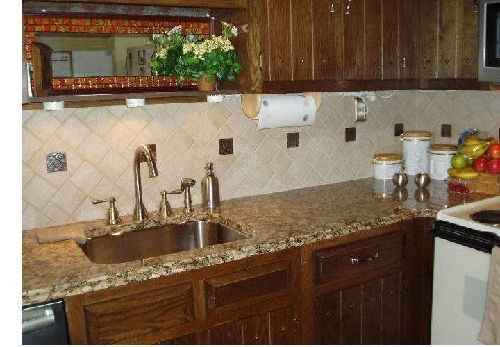Alternative Tiles Kitchen Ideas