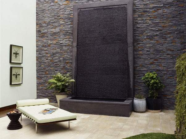 Amazing Outdoor Water Walls Your Backyard Digsdigs