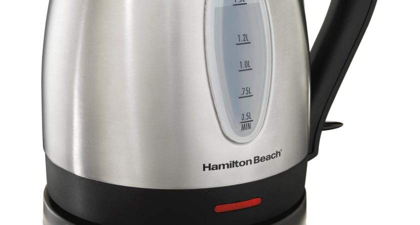 Amazon Hamilton Beach Stainless Steel Electric