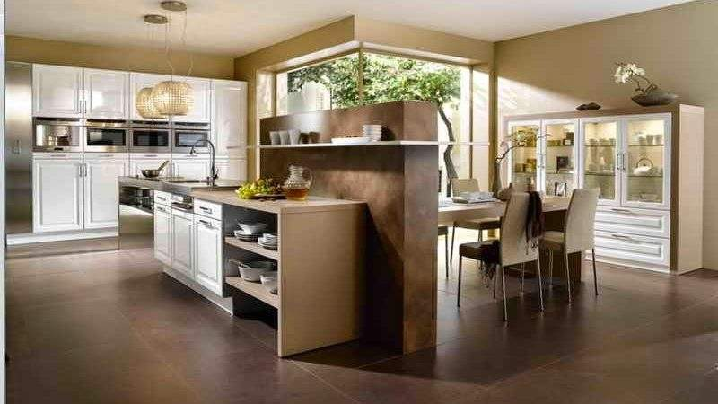 American Style Kitchen Concept