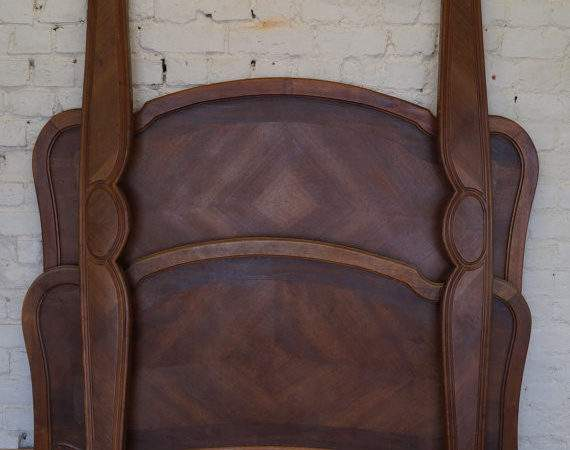 Antique French Louis Style Single Bed Kate Forman