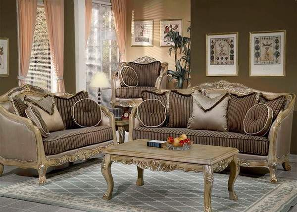 Antique Living Room Decorating Ideas Modern House