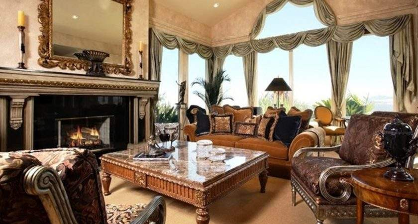 Antique Style Living Rooms Build House