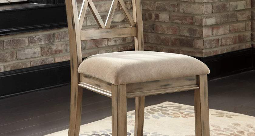 Antique White Finish Dining Chair Furniture Stores Chicago