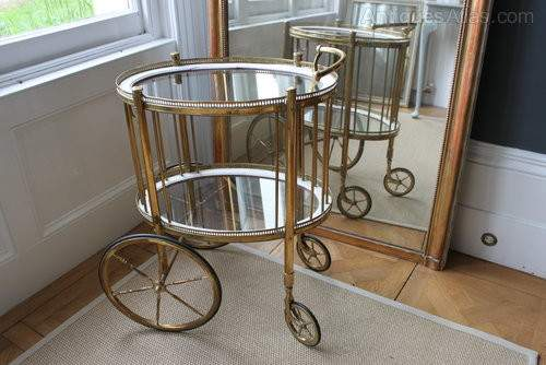 Antiques Atlas Gorgeous Drinks Trolley
