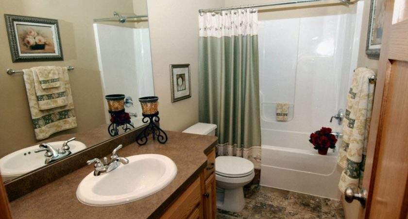 Apartment Bathroom Decorating Ideas Theydesign