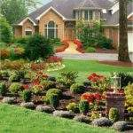 Appealing Front Yard Landscaping Ideas Bistrodre Porch