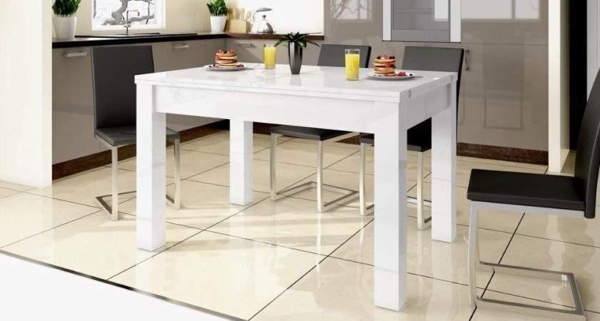 Argon Kitchen Table Extension Modern Tables