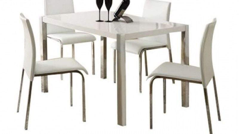 Argos Product Support Charisma High Gloss Dining Table