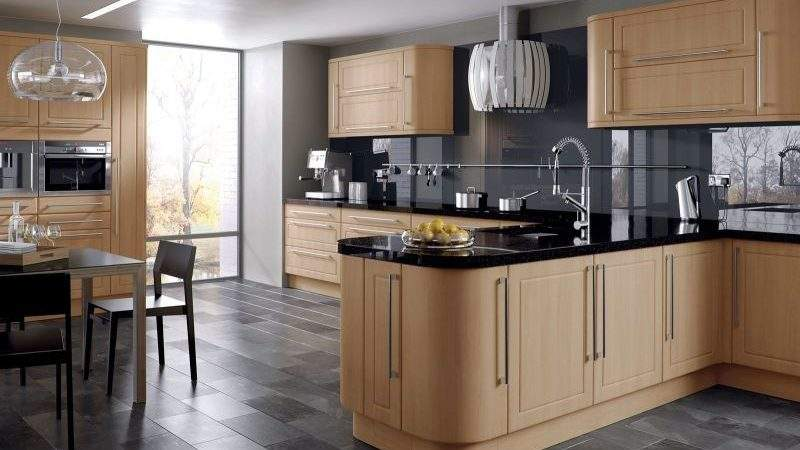 Ashford Style Kitchen Canadian Maple Lark Larks