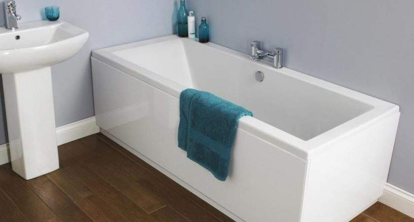 Asselby Square Double Ended Bath Baths