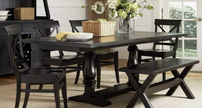 Awesome Black Dining Room Sets Ideas Fit Your