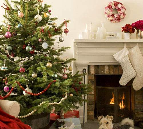 Awesome Country Christmas Decoration Ideas