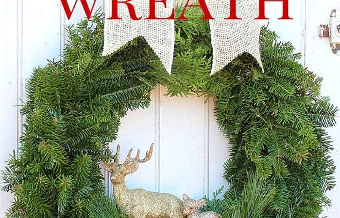 Awesome Diy Holiday Wreaths Happy Housie