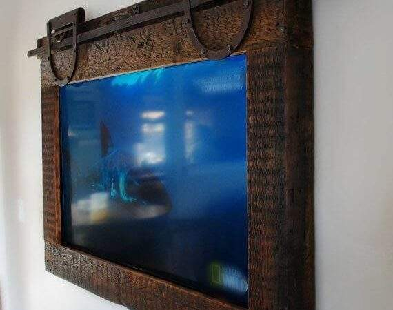 Awesome Frames Your Flatscreen Apartment Geeks