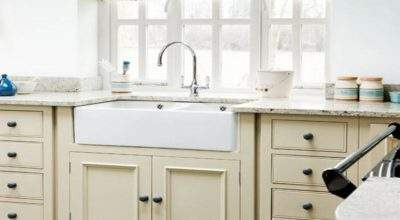 Awesome Kitchen Design Country Style Sink