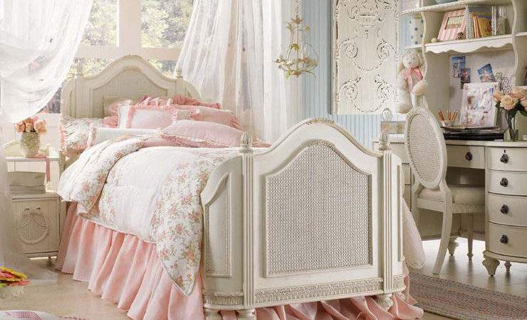 Awesome Rustic Romantic Girls Room Ideas Decoholic