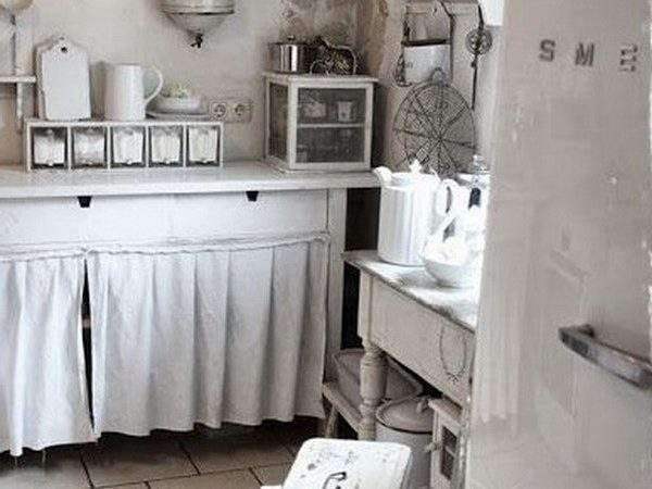 Awesome Shabby Chic Kitchen Designs Accessories