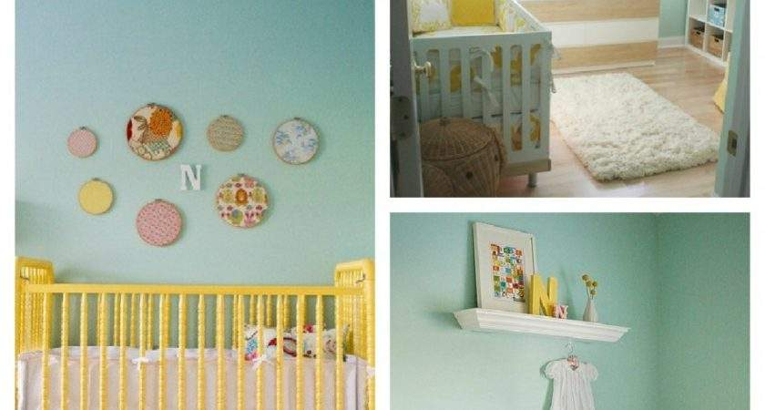 Baby Room Casual Girl Nursery Decoration Using