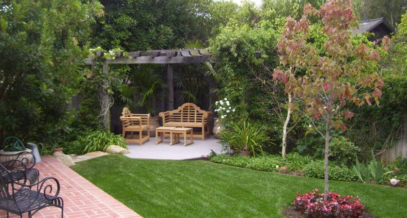 Backyard Landscaping Ideas Santa Barbara Down Earth