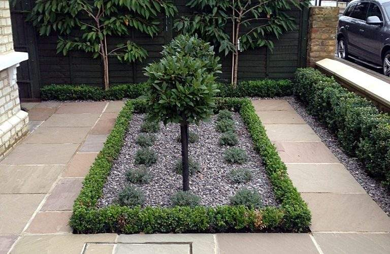 Balham Front Garden London Design
