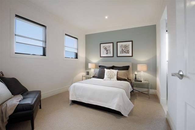 Balwyn North Guest Bedroom Duck Egg Blue Painted