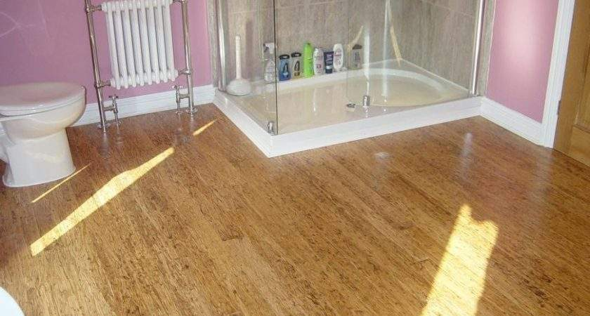 Bamboo Bathroom Flooring
