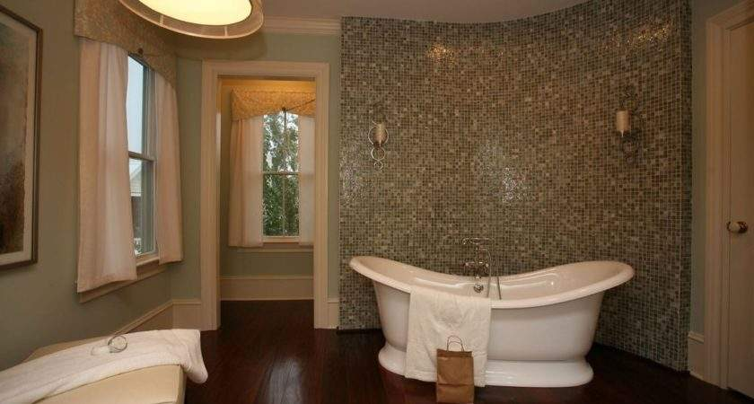 Bamboo Flooring Bathroom Alyssamyers