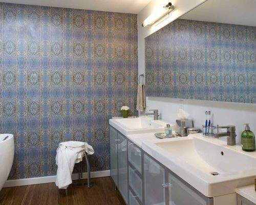 Bamboo Flooring Bathroom Home Design Ideas