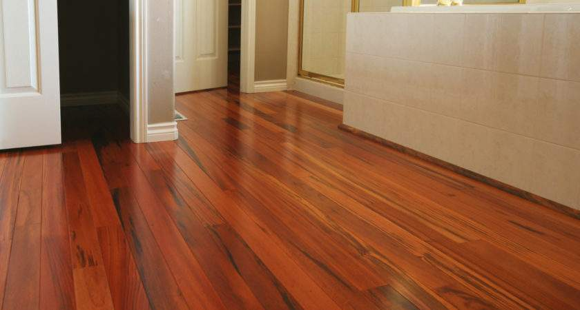 Bamboo Flooring Bathroom Homesfeed