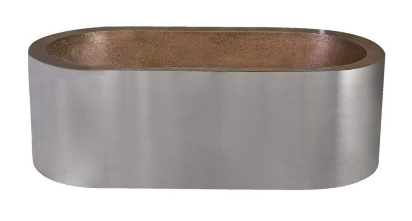 Barclay Cotovn Ssac Sycamore Oval Stainless Steel