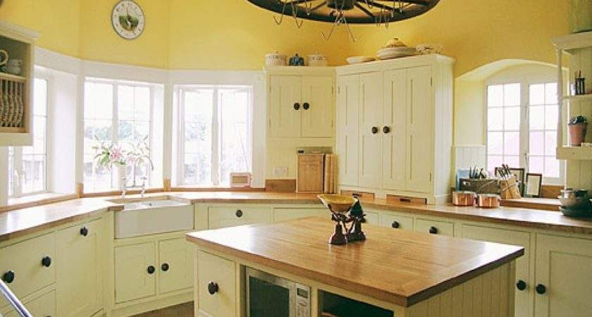 Barn Kitchens Painted Country Kitchen Paint Ideas