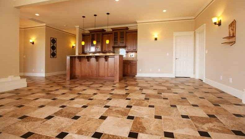 Basement Floor Ideas Design Decorating