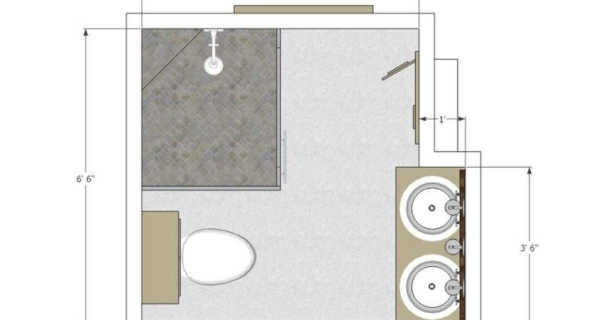 Basic Bathroom Layouts