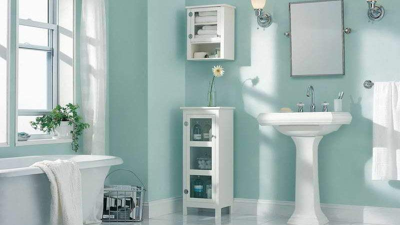 Bathroom Color Schemes Small Bathrooms Reliobrix News