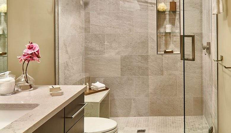 Bathroom Eclectic Small Space Design Area