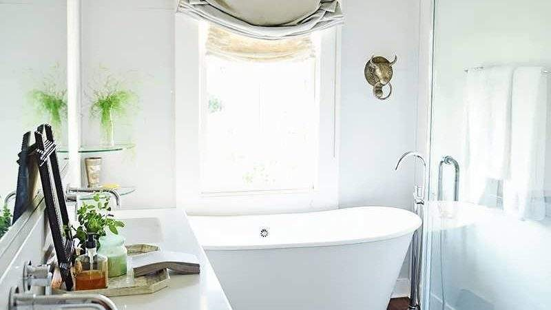 Bathroom Makeovers Paint Color Ideas
