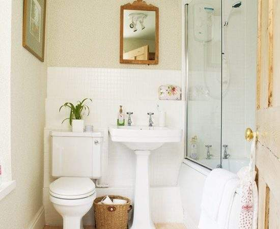 Bathroom Traditional Cottage House Tour Ideal Home