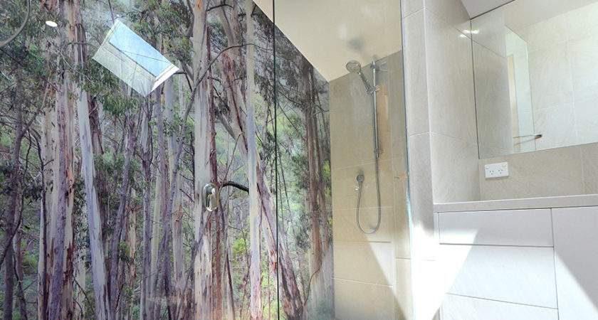 Bathroom Wall Panels Toughened Glass