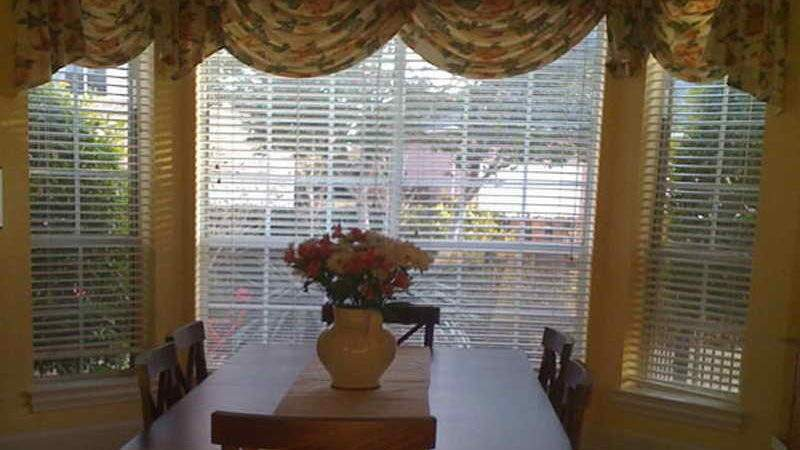 Bay Window Curtain Ideas Home Interior Design