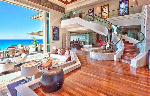 Beach Beautiful House Interior Design Luxury