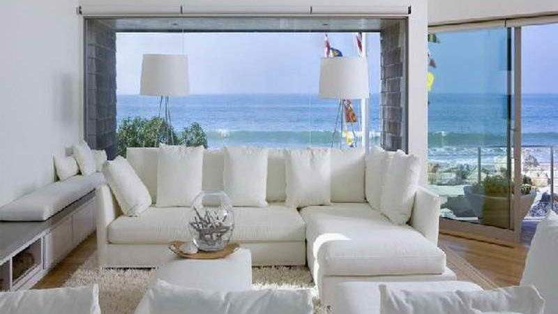 Beach Living Room Furniture Modern House