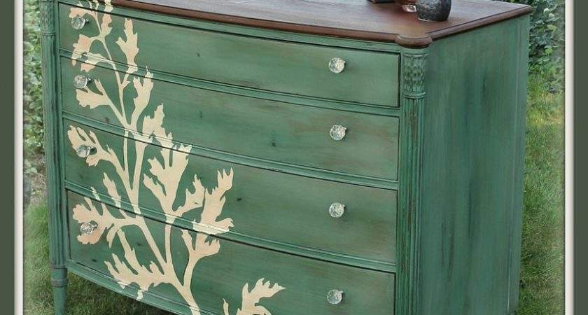 Beautiful Hand Painted Furniture Cottage Market