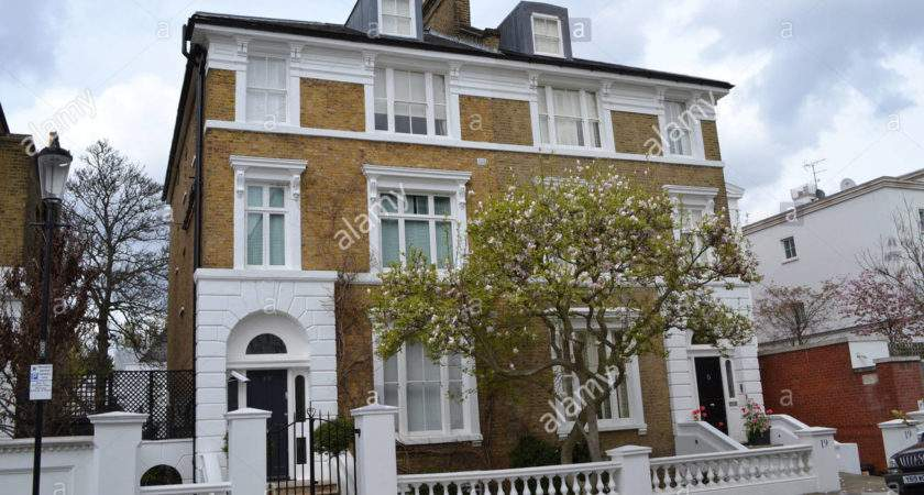 Beautiful Houses Carlyle Square Chelsea London